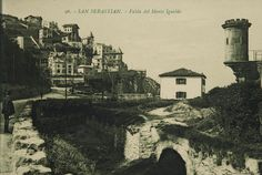 San Sebastián - Falda del Monte Igueldo   Flickr - Photo Sharing!
