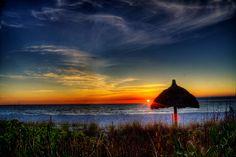 sunset photography foreground