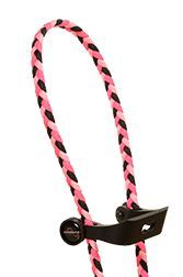 PARADOX PRODUCTS LLC F3 Braided Target Bowsling Black/Rose/Neon Pink, EA