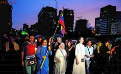 El 80 por ciento de los venezolanos votarán contra Maduro en el plebiscito, según los sondeos