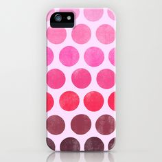 Color Play_Pink - iPhone Case by Garima Dhawan/Society6