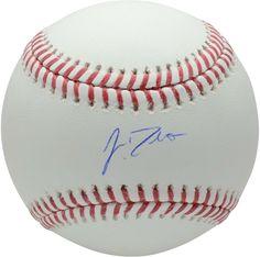 93ae3624b30cb7 J.T. Realmuto Philadelphia Phillies Autographed Baseball #sportsmemorabilia  #autograph #baseball