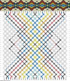 30 strings - 7 colors