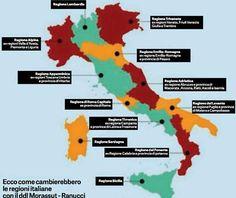 L'INDIPENDENZA DI SAN MARCO: LE NUOVE REGIONI ITALIANE! Foto-notizia!