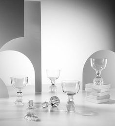 Afbeeldingsresultaat voor lee broom - half cut champagne glass square EDITORIAL