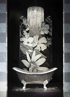 Luxurious-Mosaic-Tiles-Sicis-silver-bathroom
