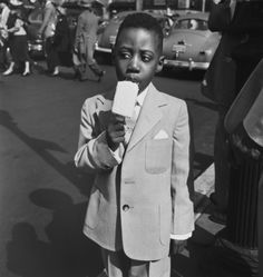 Vivian Maier New York City 1955