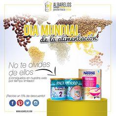 Papilla Sin Lactosa y Sin Gluten | Leche Nan duplo | Nestle  Albarelos | parafarmacia online