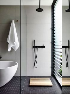 Bathroom is a place that we use every day to clean and refresh our bodies after doing a lot of activities outside which of course, make our bodies become dirty. Bathing also believed can reduce stress and make us feel more relaxed. Having a good and well-designed bathroom surely will ...