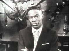 Nat King Cole - The Christmas Song (Chestnuts Roasting on an Open Fire) I wouldn't put the songs in this order though.