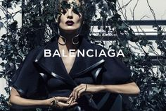 Balenciaga - Balenciaga S/S 14