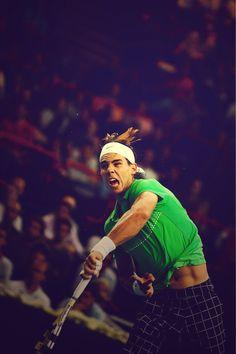 Rafael Nadal. The Ultimate Challenge.