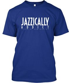 Jazzically - T-Shirt for Jazz Lover | Teespring