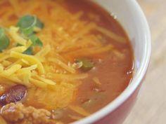 Chili pastasoep (Libelle Lekker!)