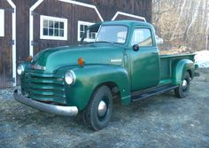 Bid for the chance to own a 1947 Chevrolet Pickup at auction with Bring a Trailer, the home of the best vintage and classic cars online. Chevy Classic, Classic Trucks, Chevy Trucks, Pickup Trucks, Chevy Vehicles, Jeepney, Classic Cars Online, Cool Trucks, Pick Up