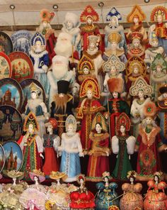 Russian Dolls-Moscow