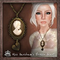 (Yummy) Miss Havisham's Broken Heart