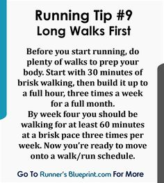 Running tips and advice for beginner runners looking to lose weight, build endurance, get in shape, and avoid overuse injury ohds Running Workouts, Running Tips, Running Training, Weight Training, Treadmill Running, Running Drills, Running Quotes, Body Workouts, Training Plan