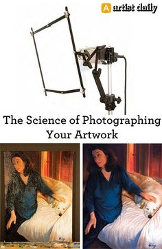 Expert advice on how to sell paintings you've done, including photographing artwork and how to market yourself as an artist. A must-read!