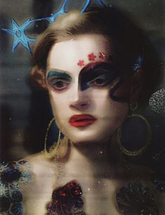 Guinevere Van Seenus by Paolo Roversi for Vogue UK May 2009