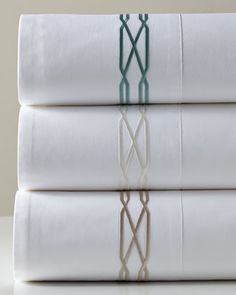 Shop luxury bed sheets at Horchow. Browse our selection of high thread-count sateen sheets, Egyptian cotton sheets, and more. Luxury Bed Sheets, Luxury Bedding Sets, Cheap Bedding Sets, Queen Bedding Sets, Affordable Bedding, Egyptian Cotton Sheets, Bed Linen Design, Bed Linen Sets, Crafts
