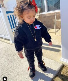 Cute Kids Fashion, Little Girl Fashion, Toddler Fashion, Toddler Outfits, Kids Outfits, Pretty Kids, Baby Swag, Cute Toddlers, Mixed Babies