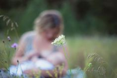Gorgeous nursing session - Natalie Bee Photography in Spokane, Washington. Breastfeeding photography