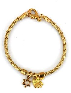 Hamsa & Star of David Gold Leather Handmade Bracelet MIZZE Made for Luck Jewelry http://www.amazon.com/dp/B00C97HWTO/ref=cm_sw_r_pi_dp_7g67wb137G38S
