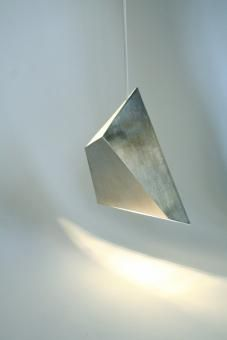 Cutting Corners Lamp [Björn Andersson]