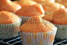Terapia do Tacho: Muffins de cenoura e queijo quark (Carrot and quark cheese muffins)