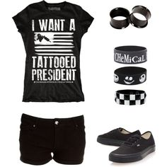 + darling you'll be okay +, created by xthe-fabulous-killjoyx on Polyvore