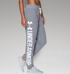 Women's UA Favorite Fleece Boyfriend Pant