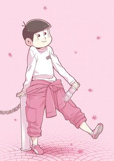 Discovered by Анька-пулеметчица. Find images and videos about pink, anime and osomatsu on We Heart It - the app to get lost in what you love. Anime Manga, Anime Art, Otaku, Ichimatsu, Hot Anime Guys, Anime Boys, Manga Illustration, Anime Kawaii, Vocaloid
