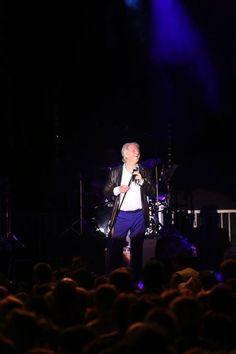 Patrick Sébastien à Aubusson 16/07/2015 ©Service Communication Communauté de Communes Creuse Grand Sud - M.S. #concert