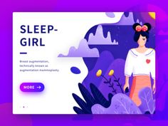Great work from a designer in the Dribbble community; your best resource to discover and connect with designers worldwide. Mobile Web Design, Web Ui Design, Best Web Design, Page Design, Graphic Design Illustration, Flat Illustration, Website Header Design, Minimalist Web Design, Web Design Websites