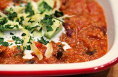 Easy Quinoa Chilli Con Carne