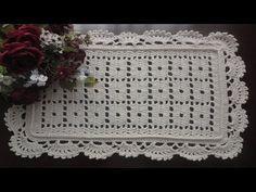 DICA - PASSADEIRA EM CROCHÊ | por Elizabeth Atelier - YouTube