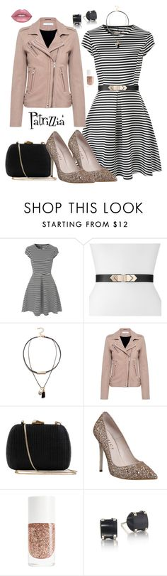 Patrizzia30.11.2016a by patrizzia on Polyvore featuring moda, IRO, Office, Serpui and Apt. 9