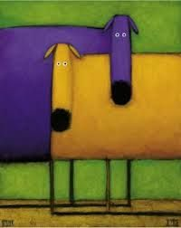 Cats & Dogs & Other Critters Daniel Patrick, Creative Colour, Art Pages, Dog Cat, Disney Characters, Fictional Characters, Naive, Cats, Fiber