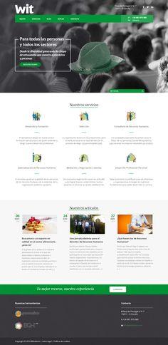 Wit Talento apuesta por un diseño más visual y adaptativo para el rediseño de su web: http://pasquino.es/wit-talento-apuesta-por-un-diseno-mas-visual-y-adaptativo-para-el-rediseno-de-su-web/ #wordpress