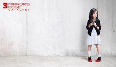 Mirrors Edge Catalyst Young Child Faith concept art