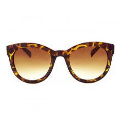 Smythe Oversized Thick Rim Sunglasses