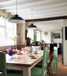 5 Tips For A Cozy Farmhouse Kitchen