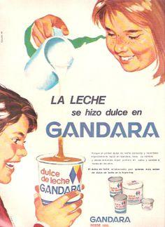 Publicidad antigua - Gándara