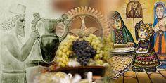 Традиционные напитки Армении