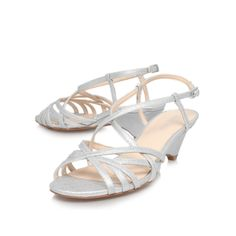 beseech, silver shoe by nine west - women shoes occasion