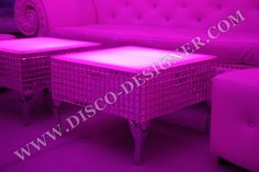 Disco Club, Disco Ball, Led, Light Table, Night Club, Html, Custom Design, Furniture Design, Villa