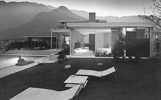 Kaufmann House- Richard Neutra