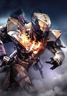 The New Destiny Titan Sunbreaker Class is Like Playing with Thor - http://www.entertainmentbuddha.com/the-new-destiny-titan-sunbreaker-class-is-like-playing-with-thor/