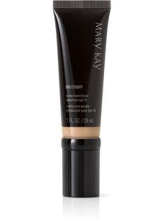 Mary Kay® CC Cream Sunscreen Broad Spectrum SPF 15* - - Catalog - Mary Kay Shop marykay.com/nicolemcole